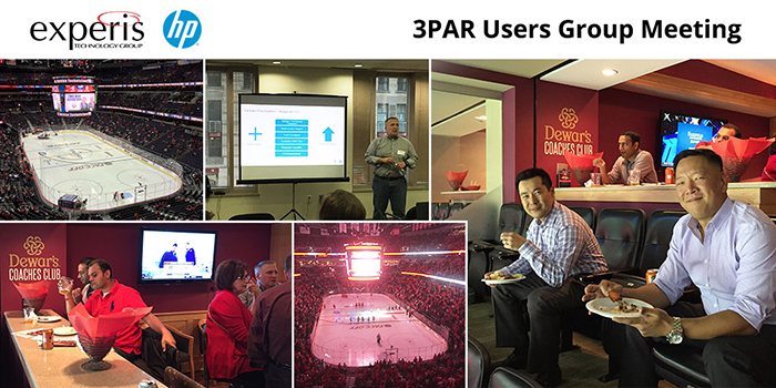 3PAR Users Group Meeting