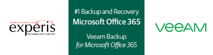Veeam Experis Banner